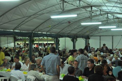 La fête du samedi soir ..repas-spectacle -7/09