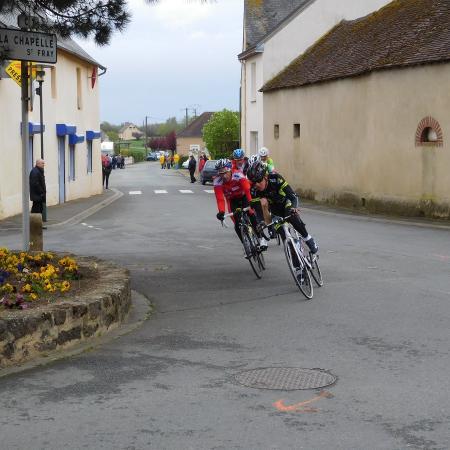 Course cycliste lavardin 2016