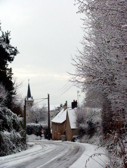 1er : Photo RD46 près du « Plessis Vallée » - Alain Ligault