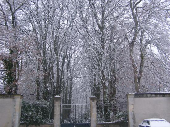 2ème : Photo Place des Tisserands, entrée du Château – Colette Ory