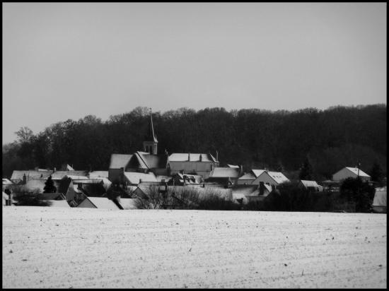 3ème : Photo du bourg – Aurélien Vidis