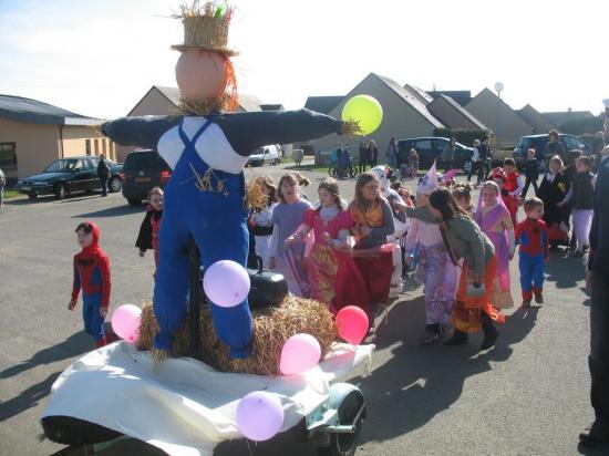carnaval de Lavardin 2011...