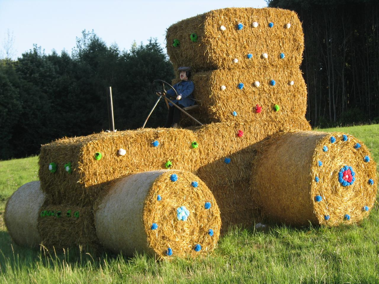 le tracteur du comice