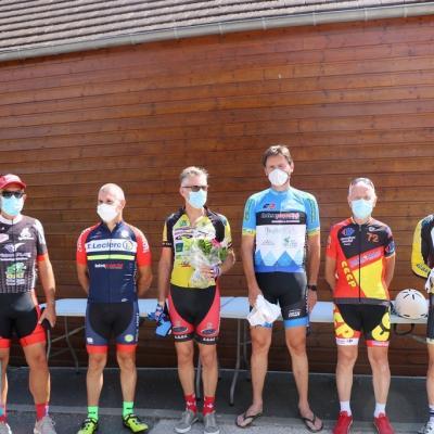 Course cyclisme FSGT 2020