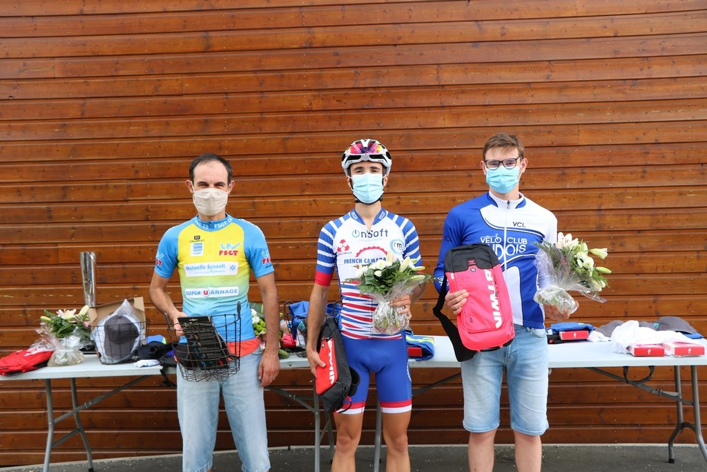 Course cycliste FSGT 2020