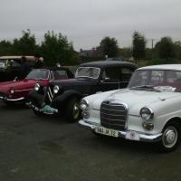 rassemblement voitures anciennesG