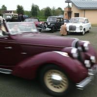 rassemblement voitures anciennesI