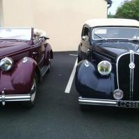 rassemblement voitures anciennesL