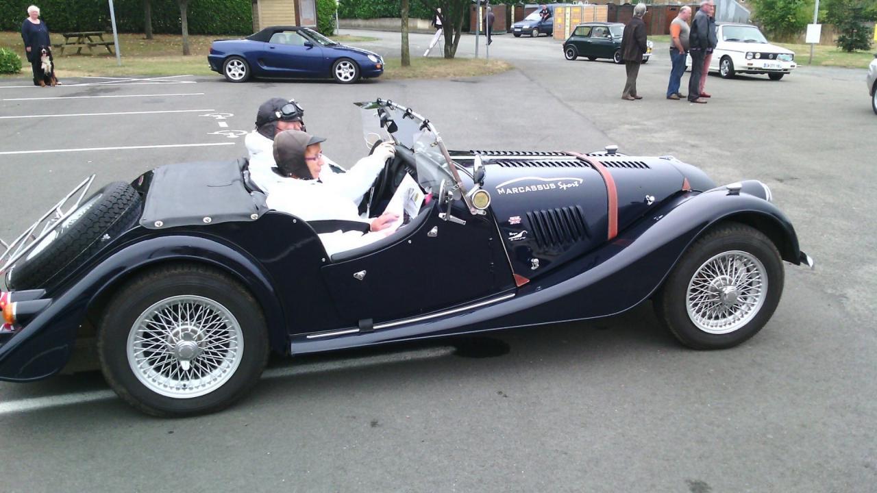 rassemblement voitures anciennesO
