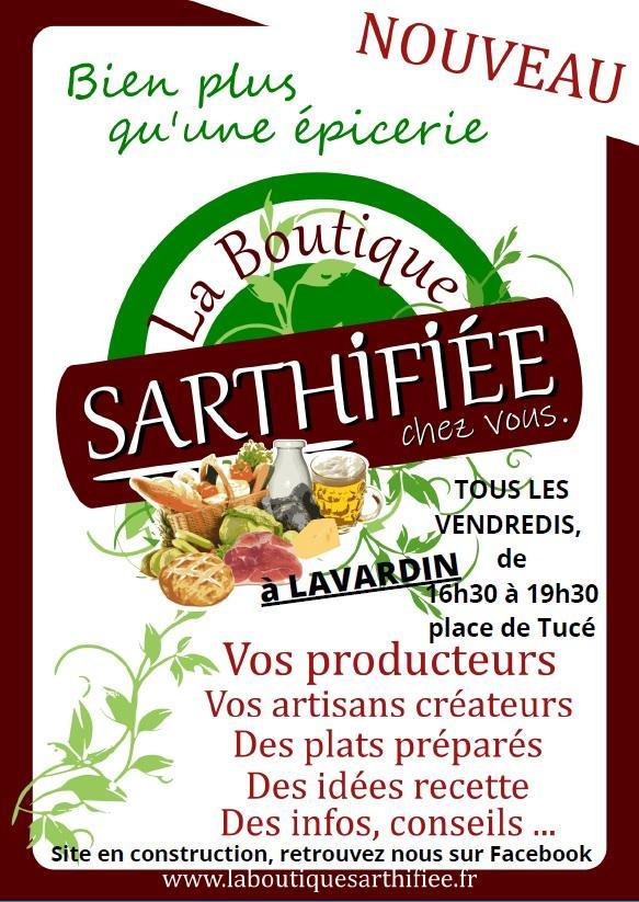 Boutique sarthifiee